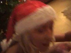 German Amateur Girl Ein versauter Weihnachtsengel GERMANGST