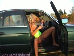 German Amateur Girl Lass laufen! GERMANGST
