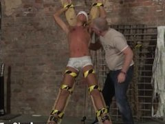 Gay friend dad muscle hair sex New marionette man Kenzie had no idea this