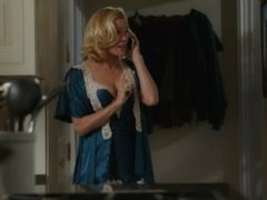 Laurie Holden - Cleavage Scene