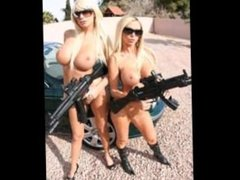 Nude Girls With Guns Compilation III
