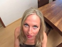 German MILF POV Anal From SEXDATEMILF.COM