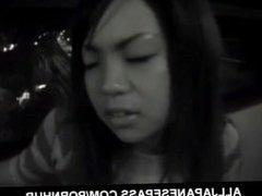 Aya Matsuki is roughly fucked by stranger in dark in subway trip