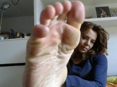 dirty feet joi