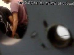 hidden cam : college restroom