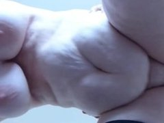Hot Fat Chick With Big hanging Tits