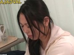 Young sexy amateur Japanese girls banged in public places