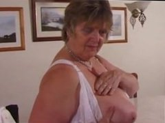 UK Granny From LOOK4MILF.COM Show