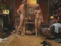 From SEXDATEMILF.COM Hot retro group sex action with Nina Hartley