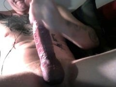 huge thick 11 inch cock