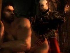 Skyrim game characters 1