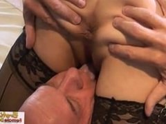 Super hot mature from LOOK4MILF.COM redhead handles cock like a pro