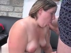 Awaite you at BBW-CDATE.COM - Casting couch of a fat french blonde sod