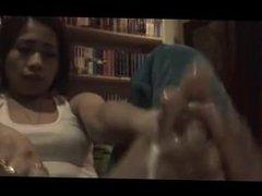 Ria's Hot Footjob