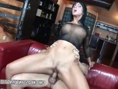 Czech hottie Simone Style from SEXDATEMILF.COM takes some dick in the ass