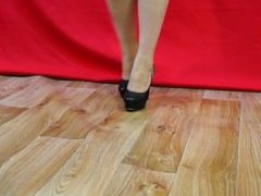 foot fetish heels