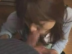 Wife japanese cheating husband next door