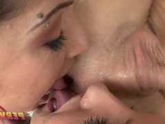From LOCALMILF.INFO PervCity Kelly Divine and Monica Santiago Anal Threesom