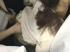 japanese milf groped bus