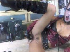 Harley Quinn Cosplay Cam