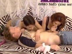 Threesomes sex with cum 101cams.net/honey23