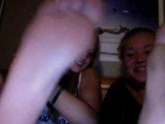webcam feet 2