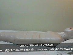 Mummified Indonesian Girl 011 - Clip