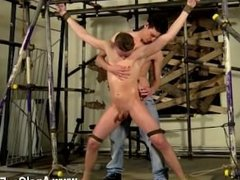 Gay anal ass fucking He's naked and limp, weak and unable of fighting off