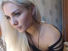 Sexy blonde babe squirts on cam - viewse.xyz