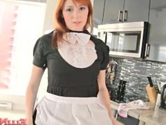 French maid getting in trouble!