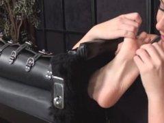 Tickle Abuse Keri racked