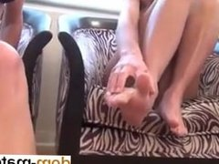 From DOM-MATCH.COM - Two blondes give JOI with countdown