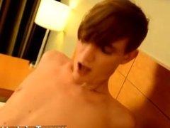 Hairy gay guys twink sex porn Twink rent boy Preston gets an gigantic