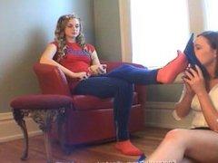 Princess Britt Slave Speaks