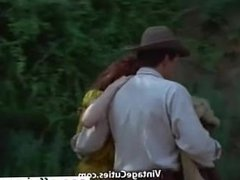 Message me at CHEAT-MEET.COM - Redhead Fucked in the Forest 1960s Vinta
