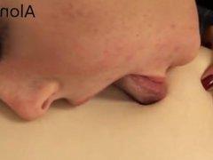 Navel Lick # 6