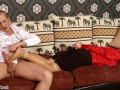 Kidnapped secretary Vanessa gets fucked and tickled