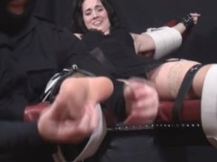 Serial Tickler Episode 2 Abducted in Nylons