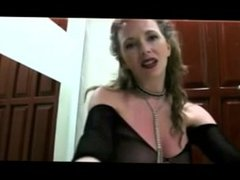 Slut Wife From SEXDATEMILF.COM - made a video tape with BBC for Sissy Hubby