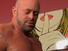 Deep throat black gay movies Blade is more than glad to share his lad rod