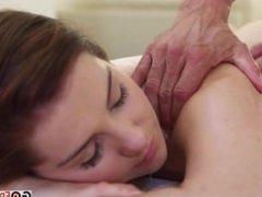 Kasey Warner Hot Teen Massage HD Porn