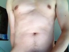 High definition jerk with loud moaning