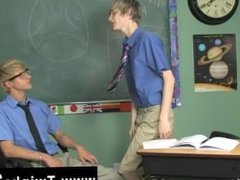 Young gay porn sex mpeg He shows by stuffing his teacher's manstick in