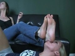 Kiss Her Foot Megan 2