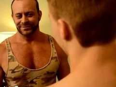 Light brown gay ball hair porn movietures Thankfully, muscle daddy Casey