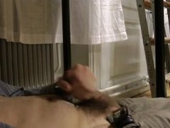 Jerking and cumming to a Melanie Foxxx video
