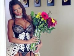 Beauty Madison Ivy as French Maid and enjoy a nice FUCK