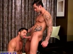 Hot brown haired gay porn A firm humping is briefly underway, with