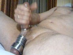 Awesome Cumshot with Jewelry
