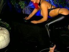 Jennifer Jade Transparent Panties